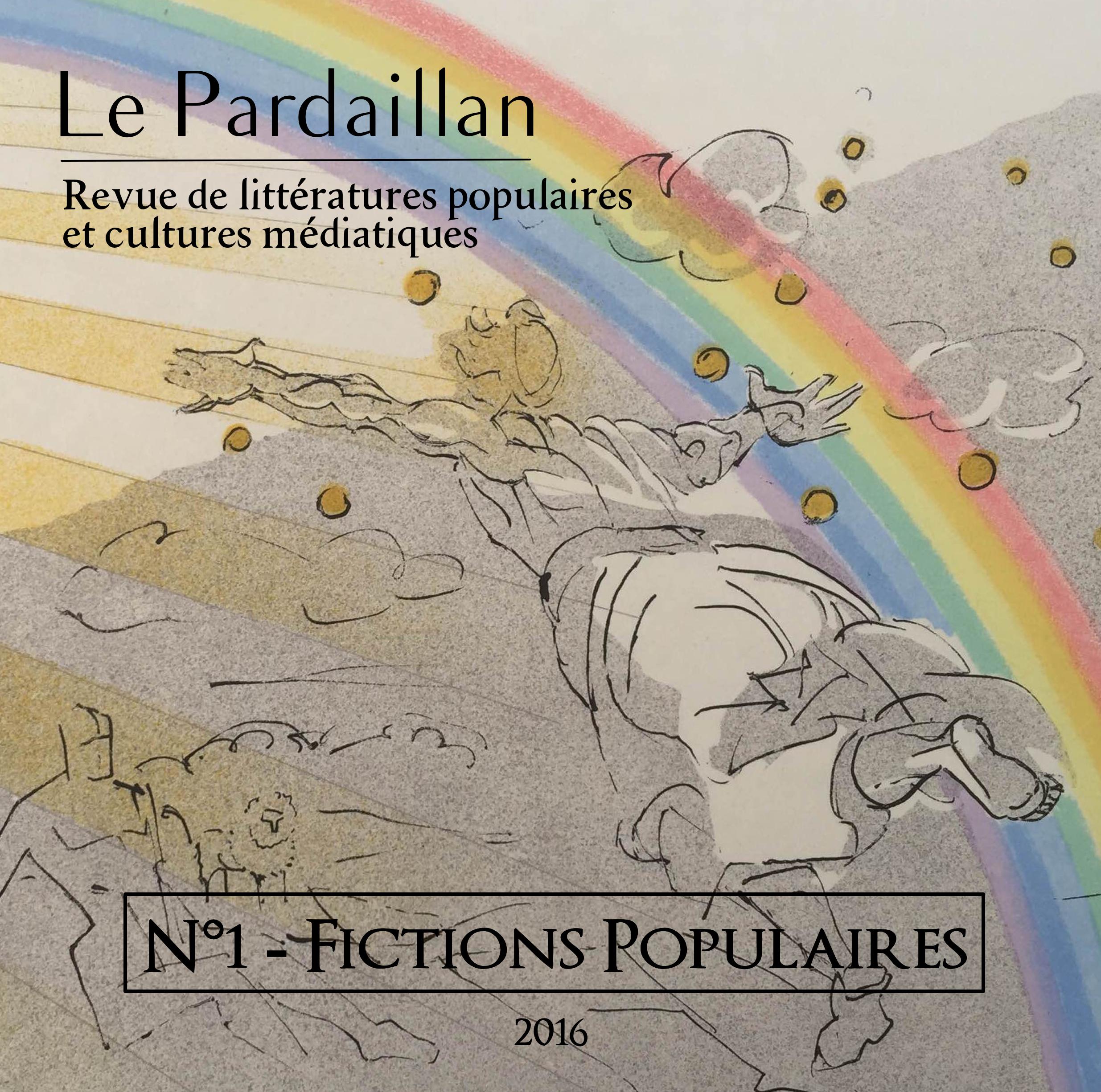 Le Pardaillan N°1 - Fictions Populaires Image