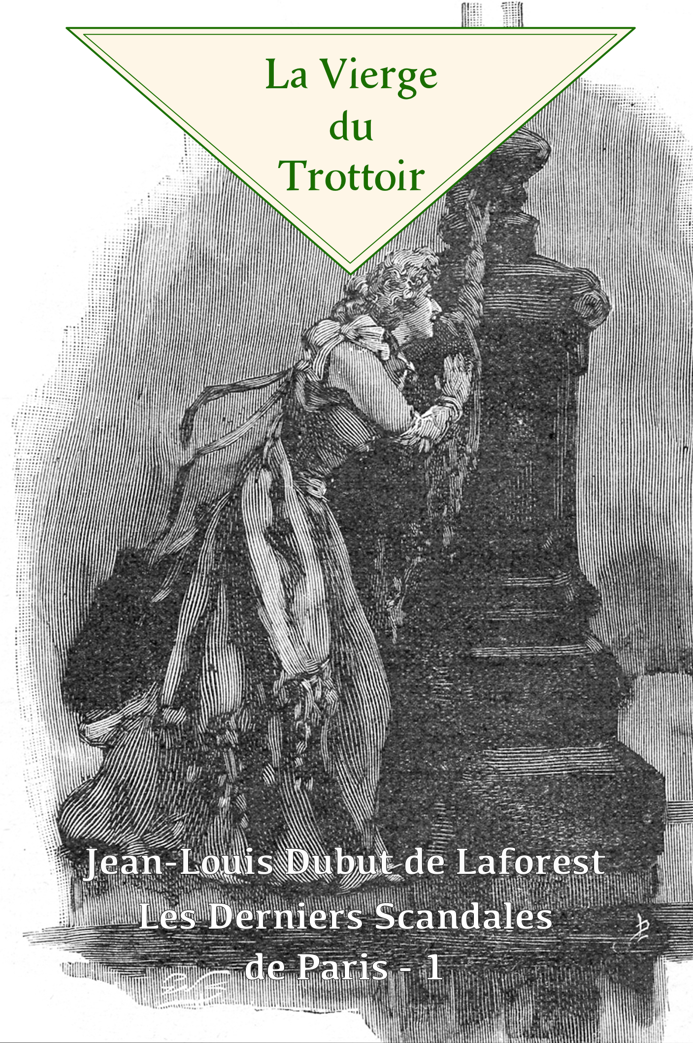 La Vierge du Trottoir - Dubut de Laforest Image
