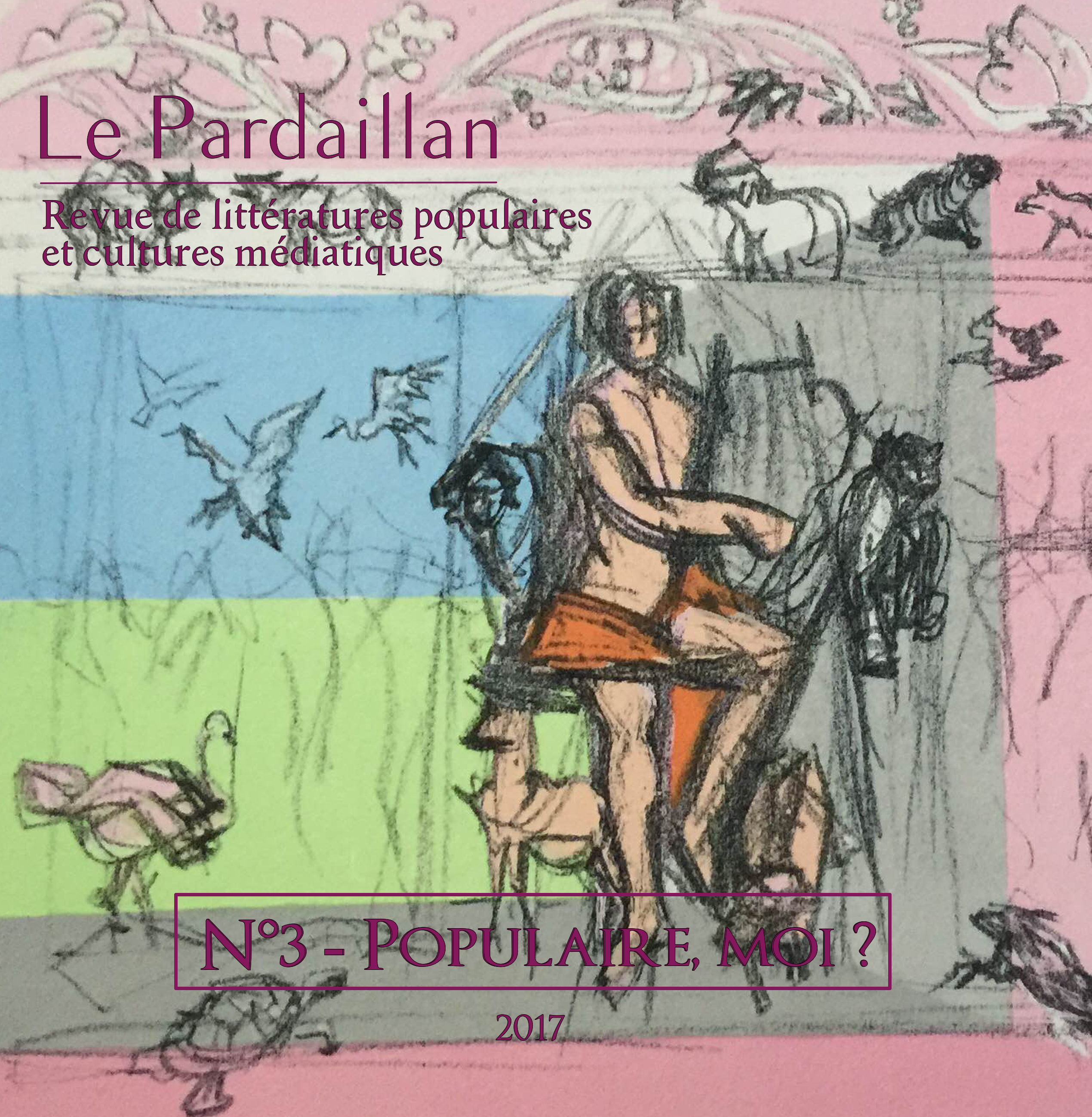 Le Pardaillan N°3 - Populaire, moi ? Image