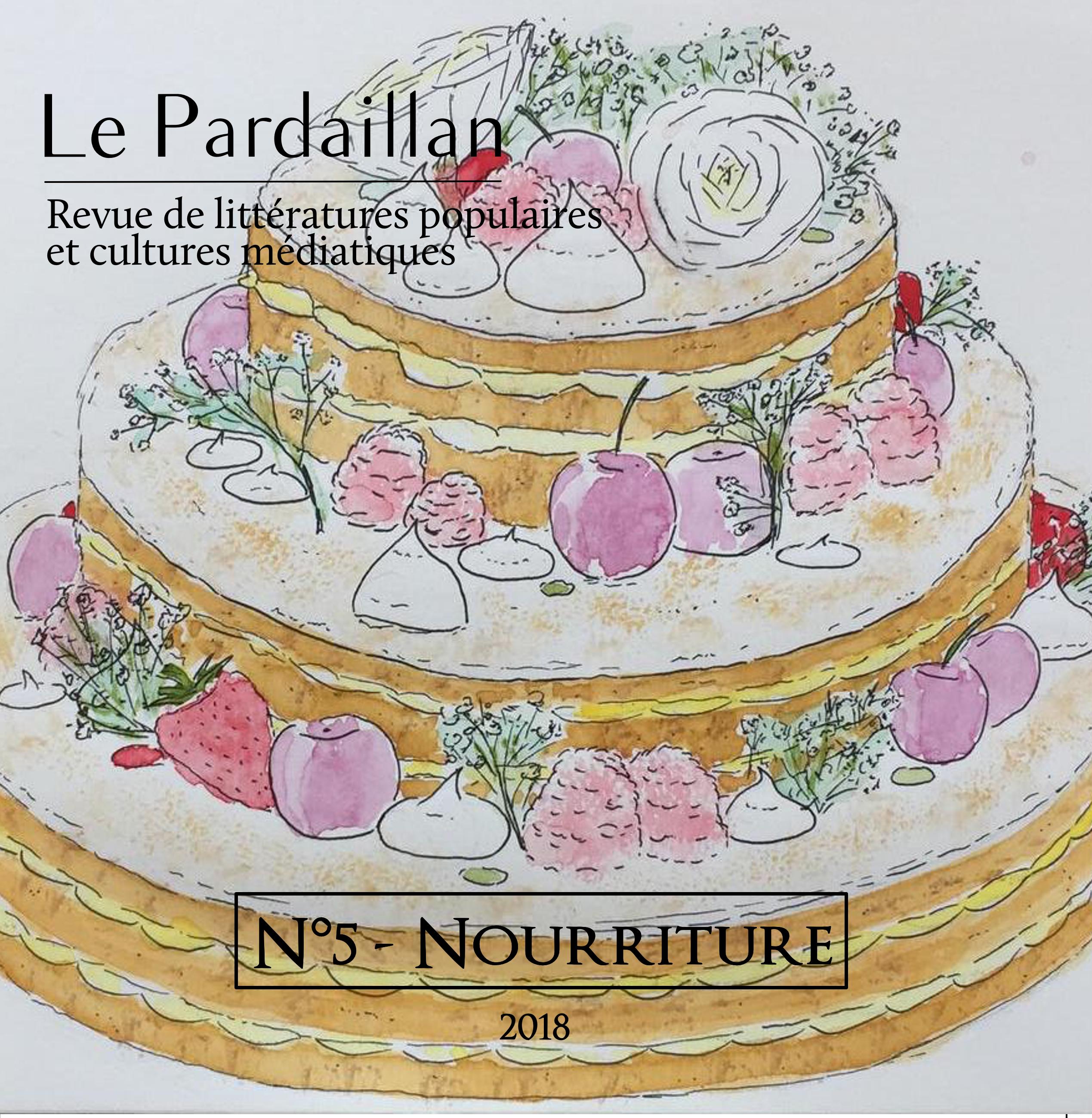 Le Pardaillan N°5 - Nourriture Image