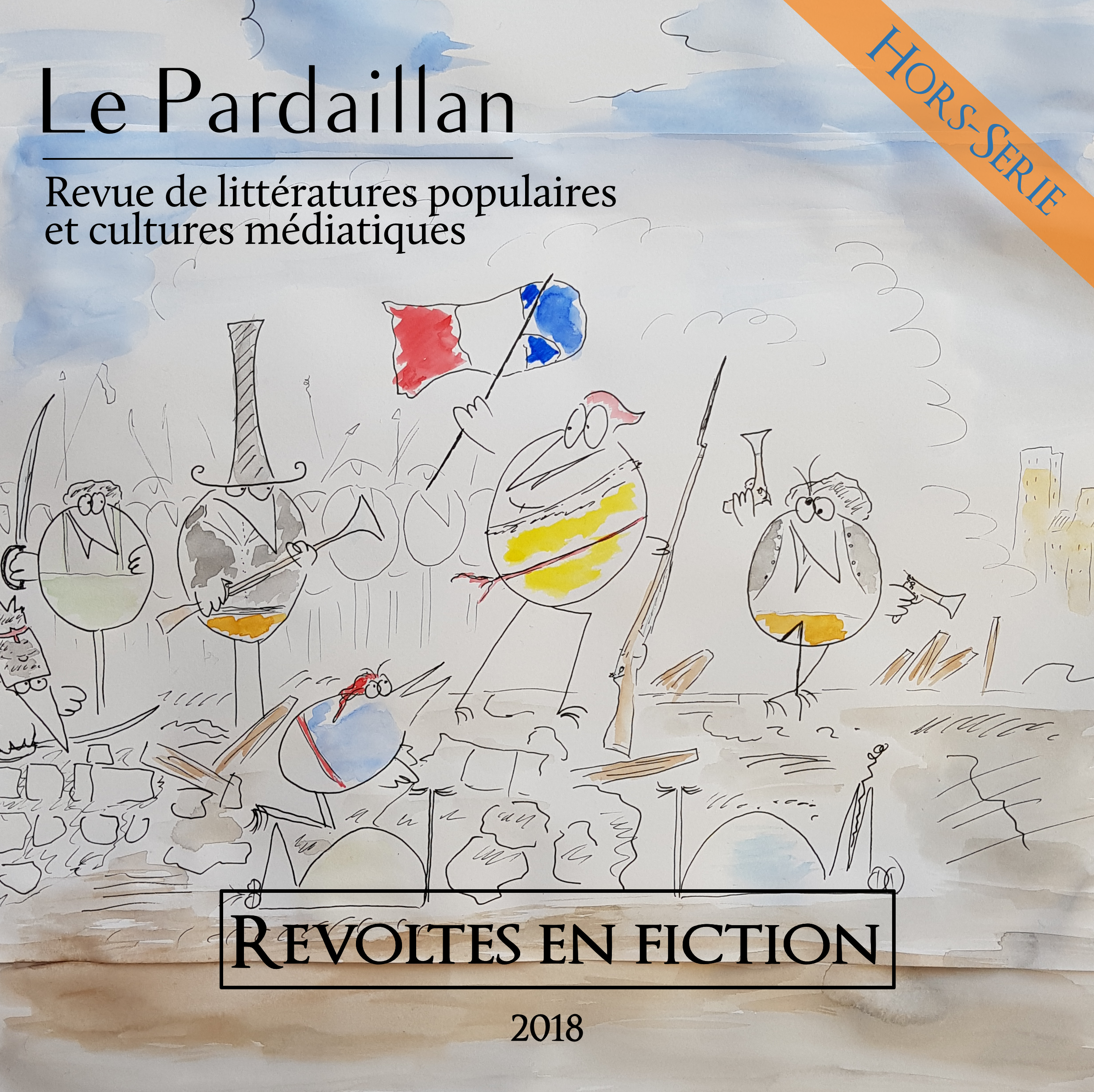 Le Pardaillan HS n°1 - Révoltes en fiction Image