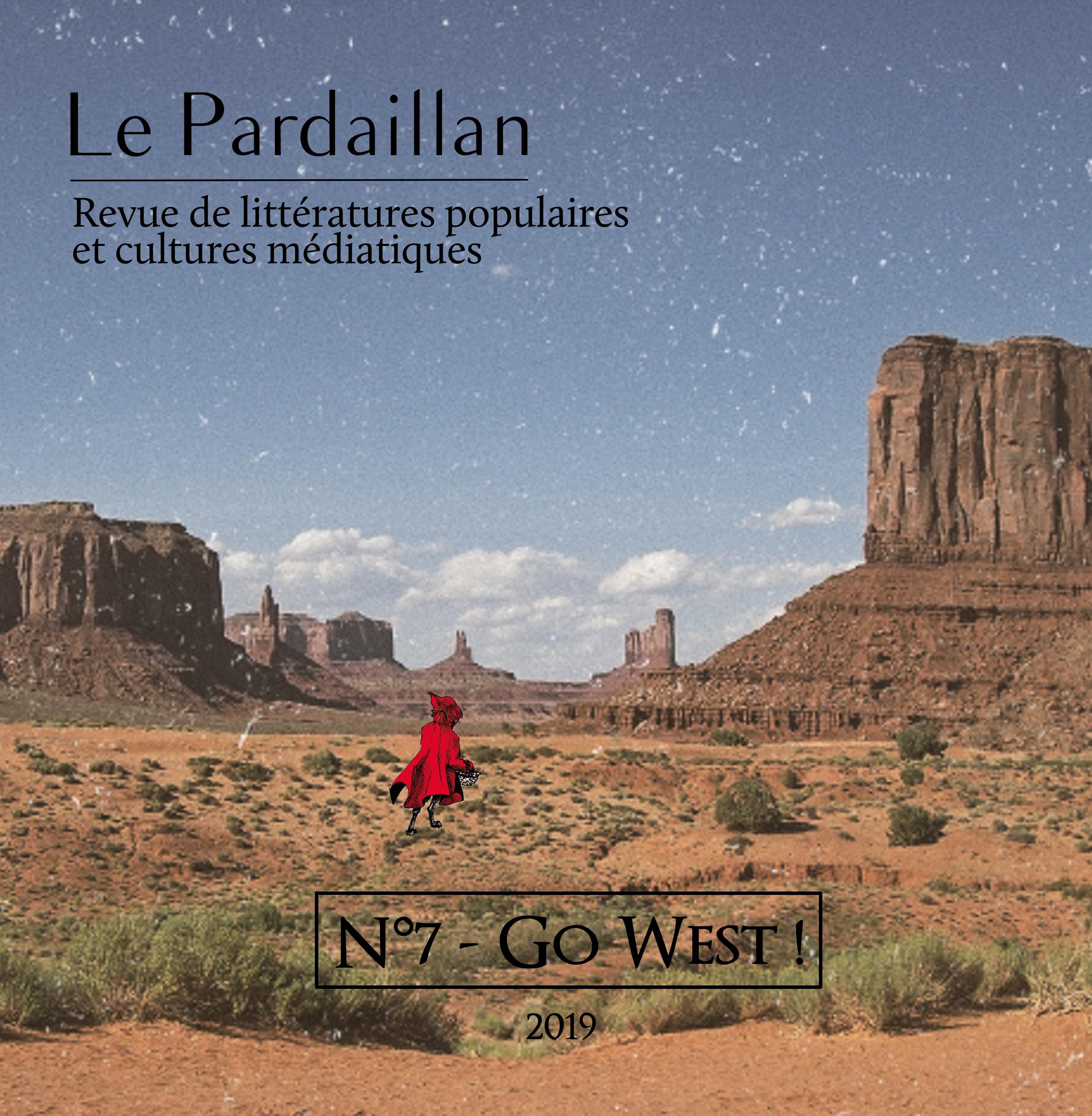 Le Pardaillan N°7 - Go West ! Image